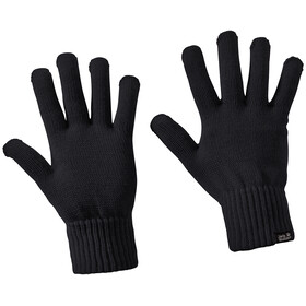 Jack Wolfskin Milton Gloves black